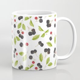 Blackberry Season Coffee Mug
