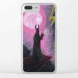 The Offering Clear iPhone Case