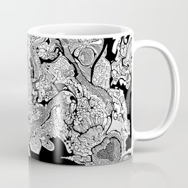 Abstract Pen & Ink #2 Coffee Mug