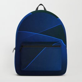Regal Blue, Burnnham, Stratos, Midnight, Congress Blue & Smalt Colors Backpack