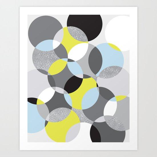 Fancy 2 Art Print