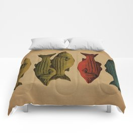 One fish Two fish... Comforters