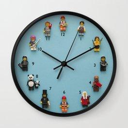 Round and round we go pt.2 Wall Clock