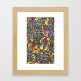 Piranha Framed Art Print