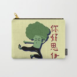 Kickbroccoli Carry-All Pouch