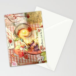 La confiture Stationery Cards