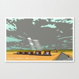 Yorktown Bound Canvas Print