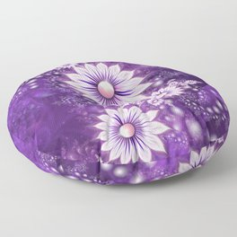 Flowers for Ophelia Floor Pillow