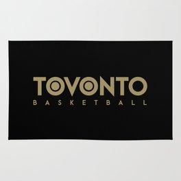 Toronto Basketball Rug