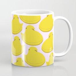 yellow peep Coffee Mug