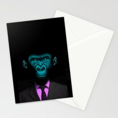 Monkey Suit Stationery Cards