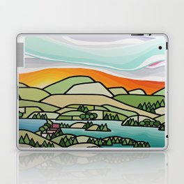 Lakes and Orchards Laptop & iPad Skin