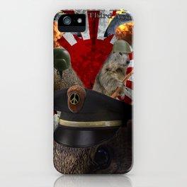 Mein Chipmunk iPhone Case