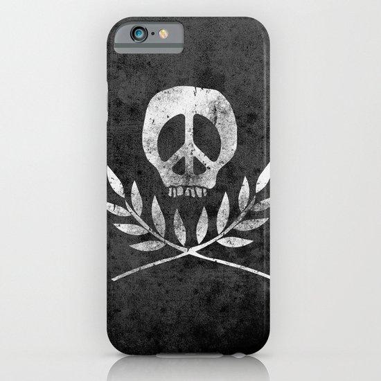 Peace is Death iPhone & iPod Case