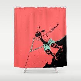 S. K. 07 Shower Curtain