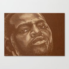 round 8..chad dawson Canvas Print