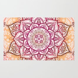 Boho Fruit Salad Rug