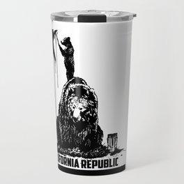 Bear Paint Travel Mug