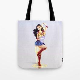 Wonder Sailor Tote Bag