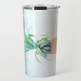 Happy Pineapple Travel Mug