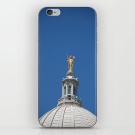 Golden Dome iPhone Skin