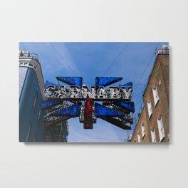 london_5 Metal Print