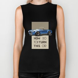 The Classic Game Cheat Code: How do you turn this on Funny Blue Cobra Car Biker Tank