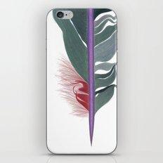 Feather #8 iPhone & iPod Skin