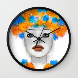 Ornella Wall Clock