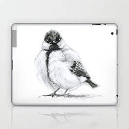 Great Tit (Parus major) Laptop & iPad Skin