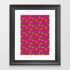 Floral1 Framed Art Print