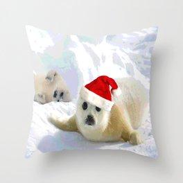 Save Me | Christmas Spirit Throw Pillow
