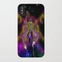 cosmic iPhone & iPod Cases featuring Cosmic by GothicToggs