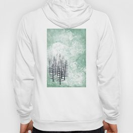 January Abstract Hoody