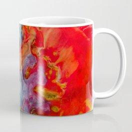 Abstract fire Coffee Mug