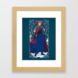 Worth Melting For Framed Art Print