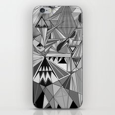The Earth Without Art II iPhone & iPod Skin