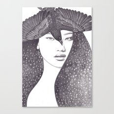 Soul Sister Canvas Print