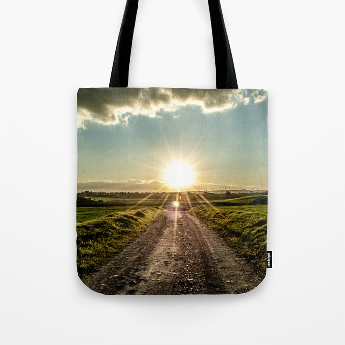 Find your way home Tote Bag