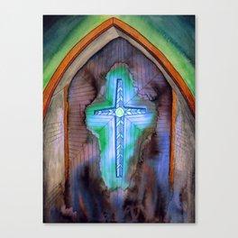 Calvary Chapel- Shreveport, Louisiana Canvas Print