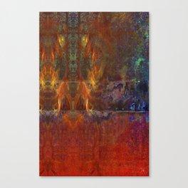 Zappa -r Canvas Print