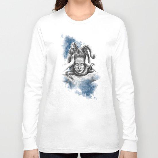 Nothing kills me like my mind Long Sleeve T-shirt