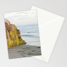 Mossy Rock Stationery Cards