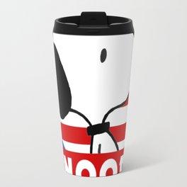 Snoopy For President Travel Mug