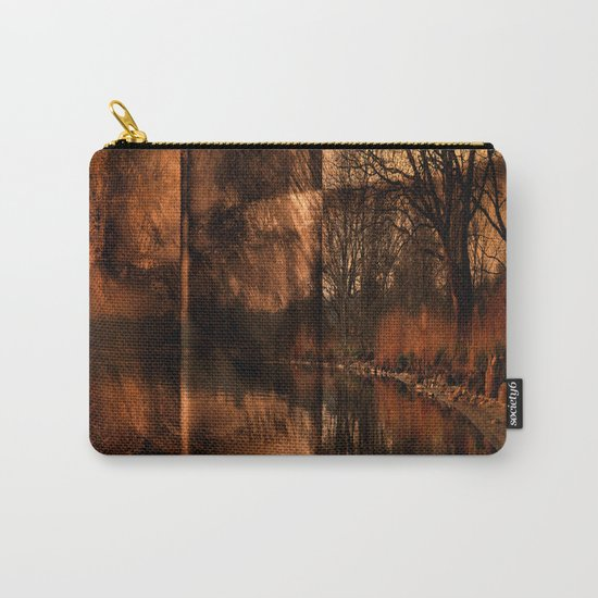 art abstract### Carry-All Pouch