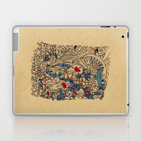- medieval - Laptop & iPad Skin