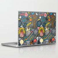 et Laptop & iPad Skins featuring ET! by Chris Piascik