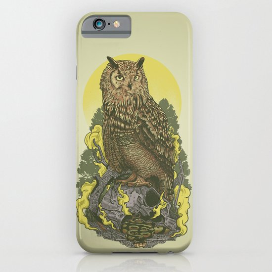 The Hunters iPhone & iPod Case