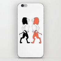 lions iPhone & iPod Skins featuring Lions by Gonacas