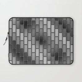 BRICK WALL #2 (Grays) Laptop Sleeve